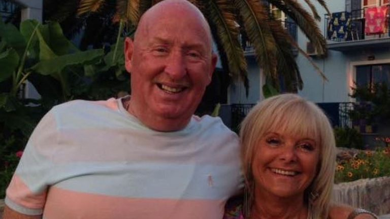 John and Susan Cooper died within hours of each other