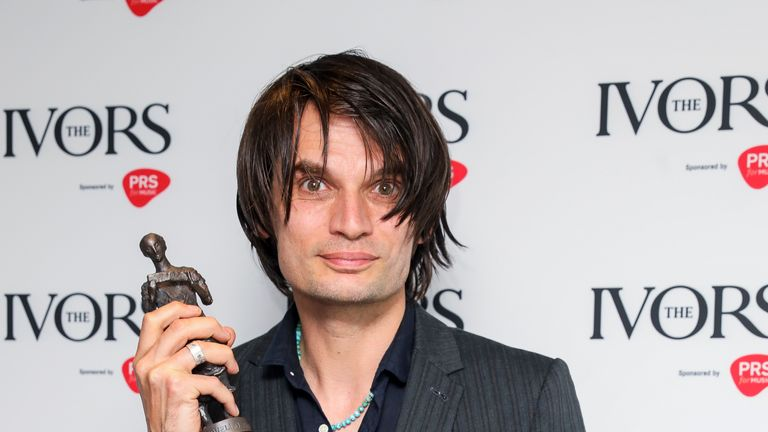 Jonny Greenwood picked up a gong for the Best Original Film Score