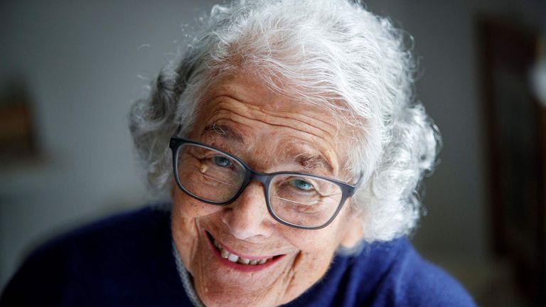 Judith Kerr was 95