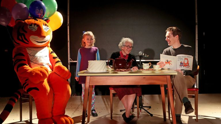 Tiger Who Came To Tea author Judith Kerr dies at 95