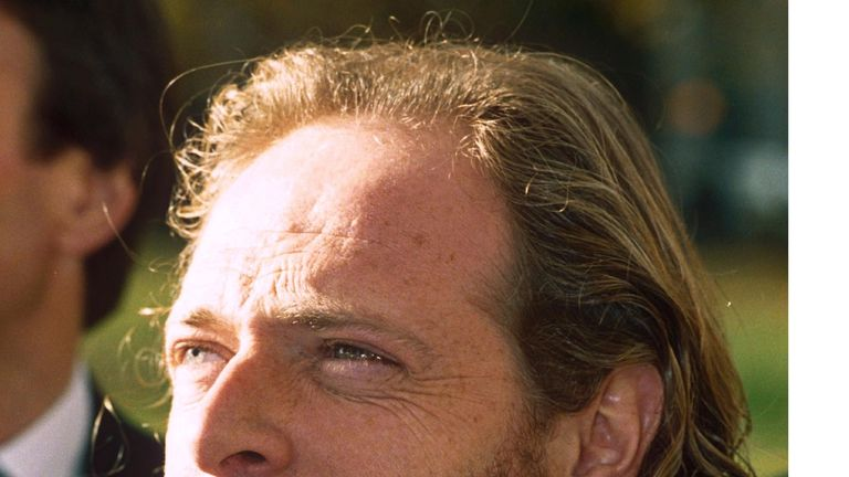 Julian Richer in 1999