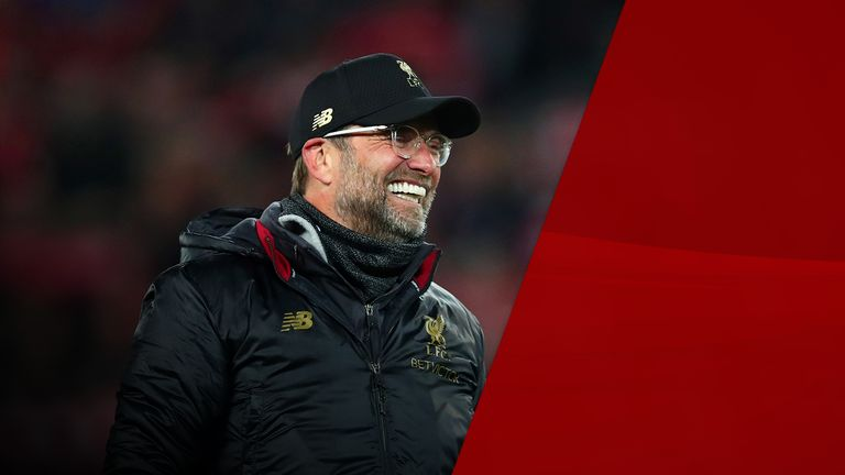 Jurgen Klopp came close to leading Liverpool to Premier League glory