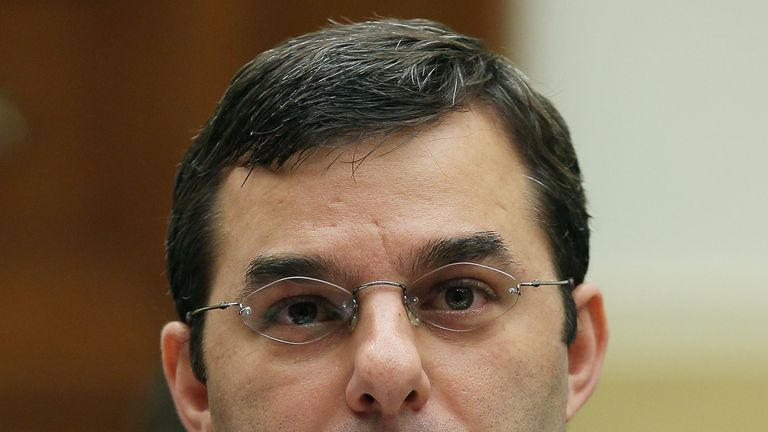 Justin Amash has accused the president of engaging in impeachable conduct