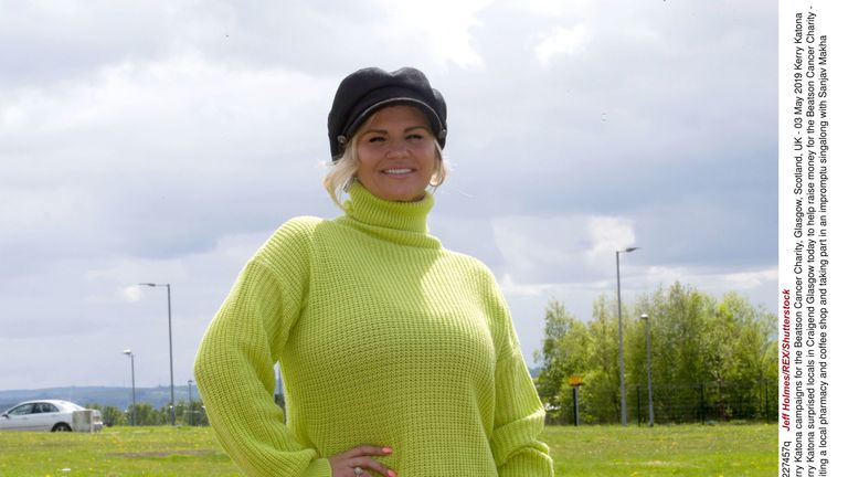 Kerry Katona Pleads Guilty To Failing To Send Child To