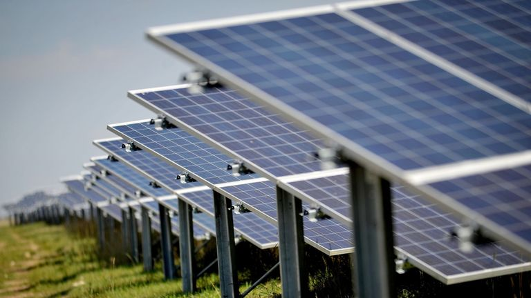 Labour also plan to put solar panels on two million homes