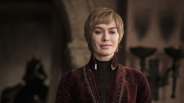Lena Headey as Cersei Lannister. Pic: HBO/ Sky Atlantic