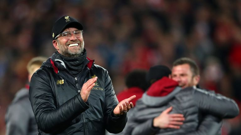 Although German, Liverpool's manager Jurgen Klopp 'gets' the club