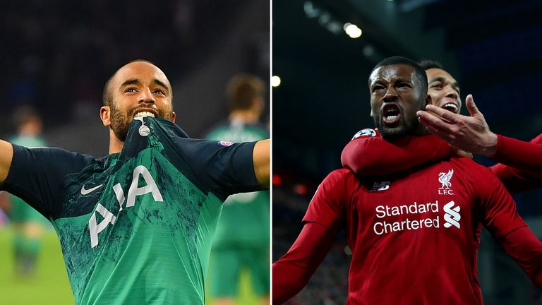 Liverpool and Spurs secured incredible comebacks in their Champions League semi-final ties