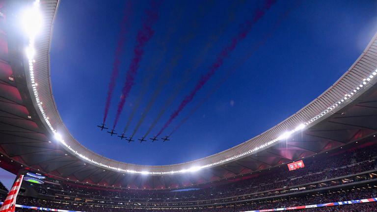 The Wanda Metropolitano will host the final