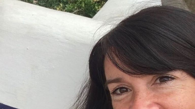 Alison Howe died in the Manchester Arena bombing