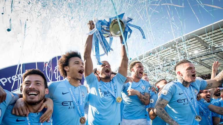 Manchester City deny players' chant mocked Hillsborough tragedy after title win