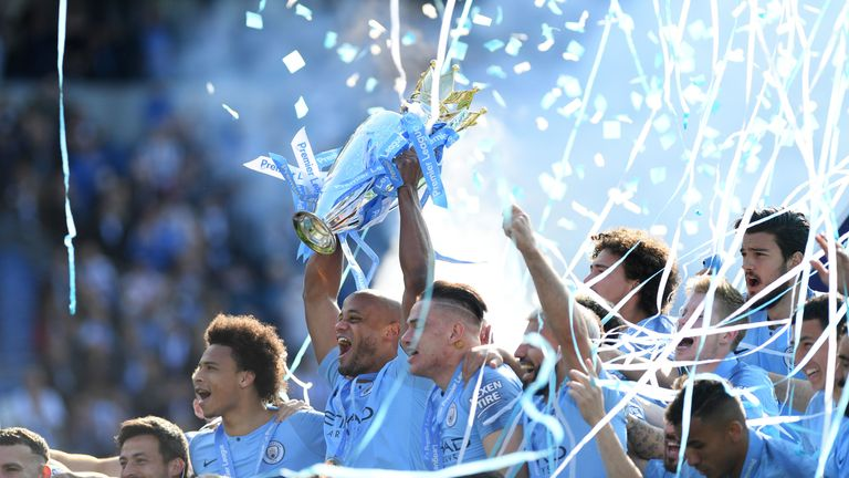 Manchester City were the right champions this time