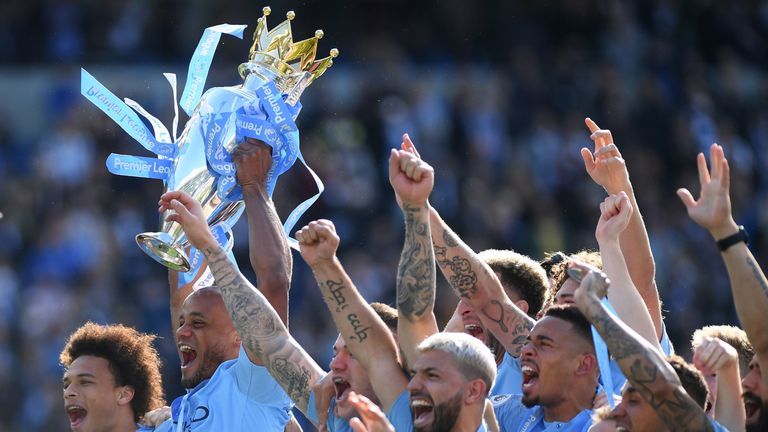 Manchester City could be facing a one-year ban from the Champions League