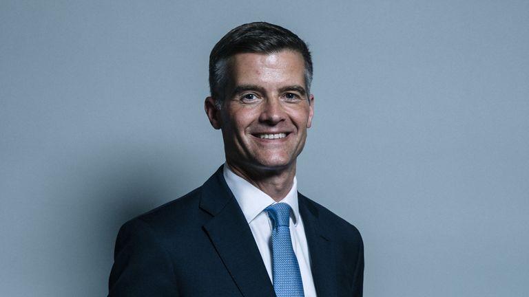 Mark Harper MP Pic: UK Parliament