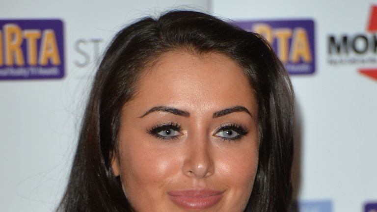 Geordie Shore Marnie Simpson banned from advertising 'unsafe' lenses