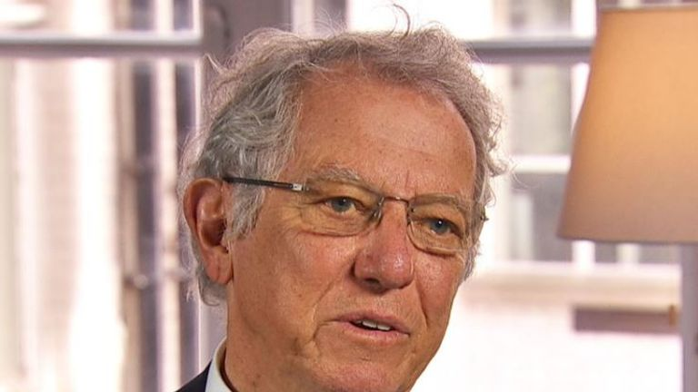 Professor Sir David King is setting up a Centre for Climate Repair at Cambridge University