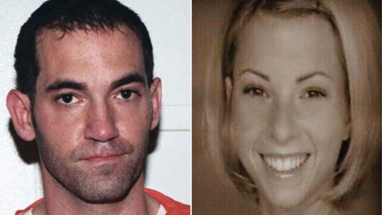 Michael Gargiulo, left, is accused of murdering Ashton Kutcher's ex-girlfriend Ashley Ellerin