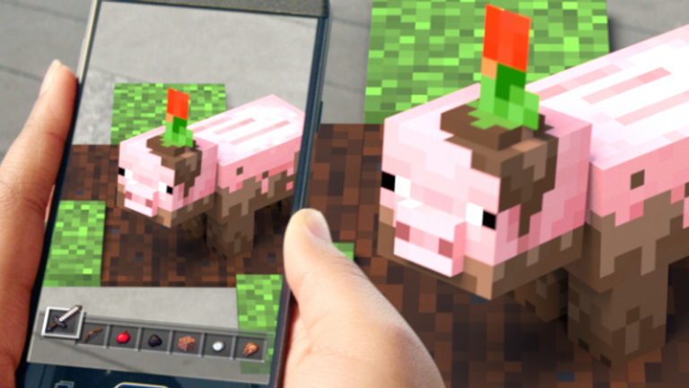 Minecraft Earth: New augmented reality game will let players build in the real world