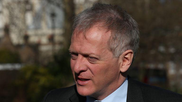 Conservative MP for Bracknell, Phillip Lee