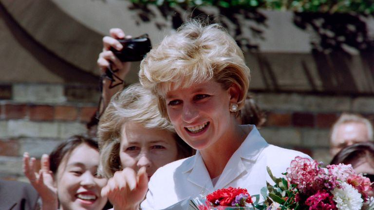 An attraction replaying the final moment of Diana's life, before asking users on what they believe happened, has been subject to criticism