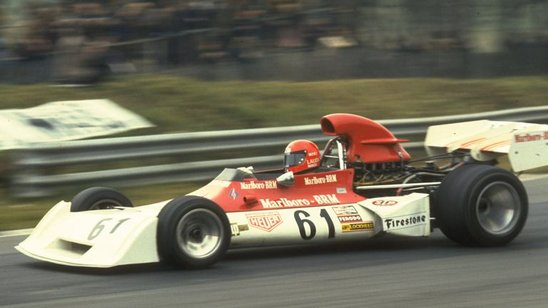 Lauda is considered one of the all-time great F1 drivers