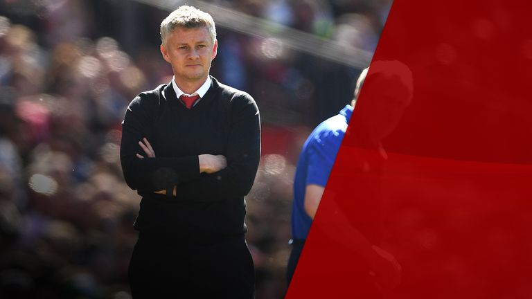 Ole Gunnar Solskjaer has a tough job ahead of him as manager of Manchester United