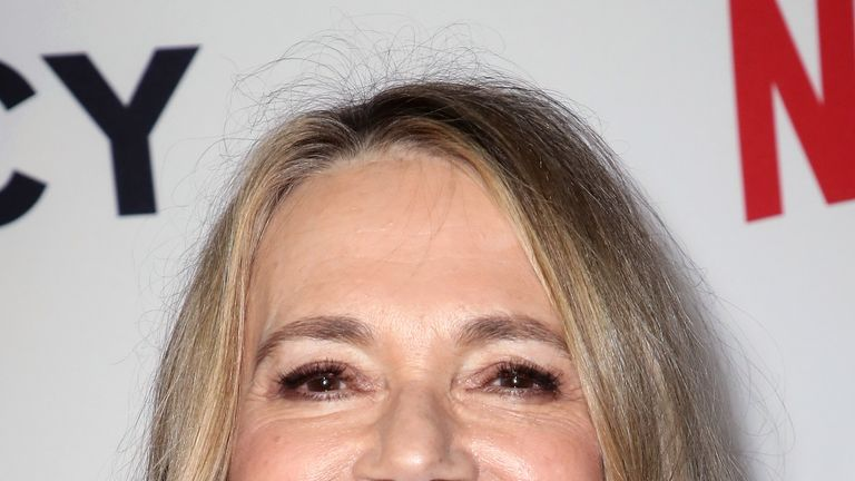 Peggy Lipton starred in The Mod Squad and Twin Peaks