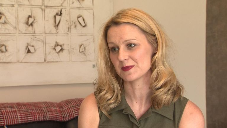 Health psychologist and dog owner Dr Adele Dickson led the research
