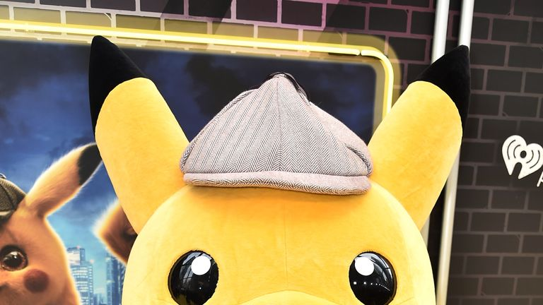Families had gone to see Pokemon film Detective Pikachu