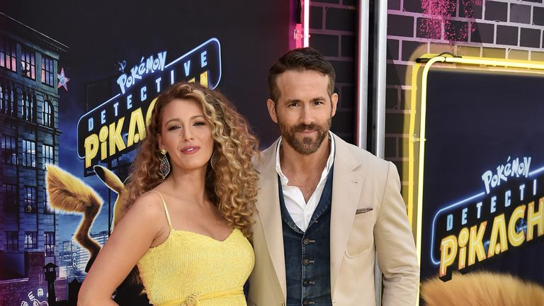 Pokemon Detective Pikachu starring Ryan Reynolds was released in early May