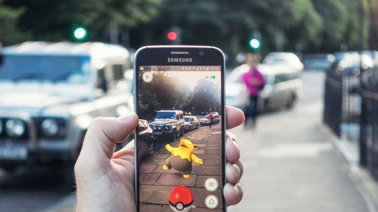In 2016, the Pokemon Go craze saw players leave their living rooms and head to the streets to hunt for Pokemon