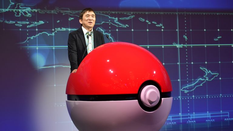 The Pokemon Company chief executive Tsunekazu Ishihara wants to 'turn sleep into entertainment'