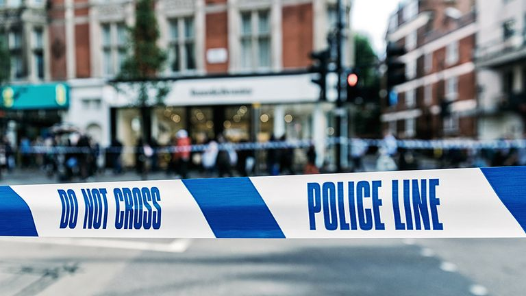 Knife crime has fallen in the capital