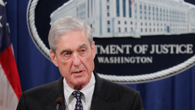 Robert Mueller - The Latest News from the UK and Around the World