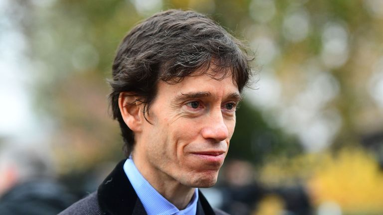 Rory Stewart currently serves as international development secretary