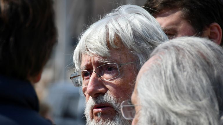Jean-Michel Cousteau claims Russia's plans compromises their long-term survival