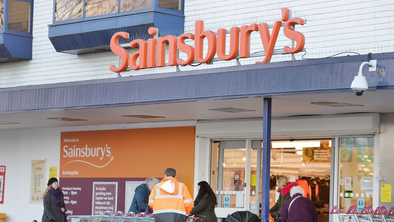 Sainsbury's planned £13bn merger with Asda was blocked by competition regulators