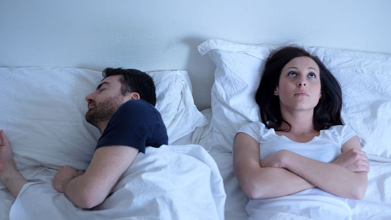 A report has found British couples are having less sex now than they were twenty years ago
