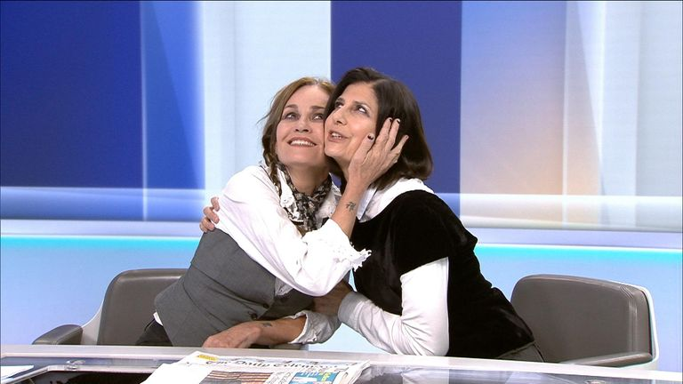 Shakespears Sister: 'Eight weeks at number one? It was