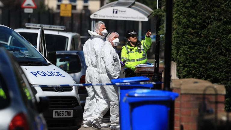 Two people charged over deaths of teenage boys in Sheffield