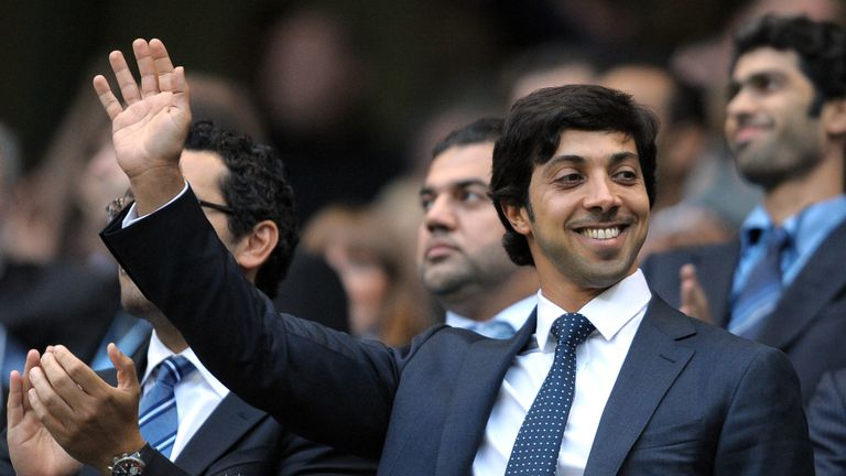 The articles allege that millions of pounds worth of funding from owner Sheikh Mansour was injected into the club via sponsors
