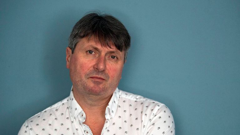 Simon Armitage has been announced as the UK's new Poet Laureate