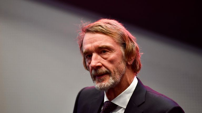 Sir Jim Ratcliffe owns the world's biggest private business