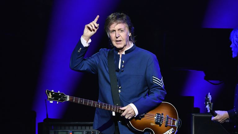Sir Paul McCartney has been the richest musician for years