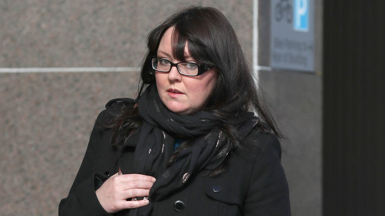 Natalie McGarry was an SNP MP in 2015 but resigned