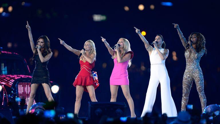 Spice Girls kick off reunion tour in Dublin but fans