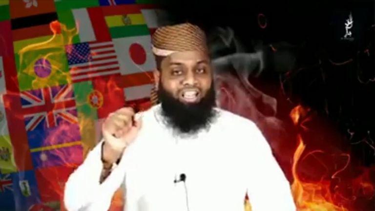 Hashim Mohammed Zaharan was the suspected ringleader