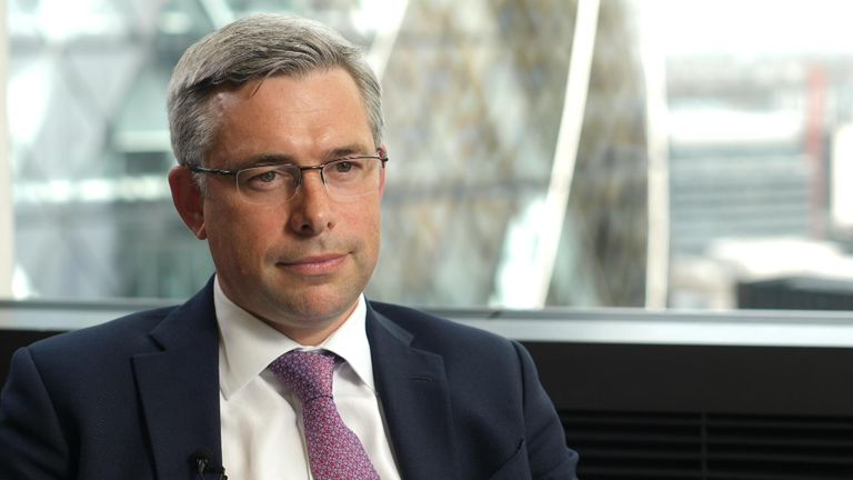 Aviva's chief responsible investment officer, Dr Steve Waygood