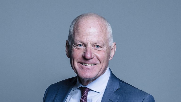 Lord Michael Cashman is one of the founders of Stonewall