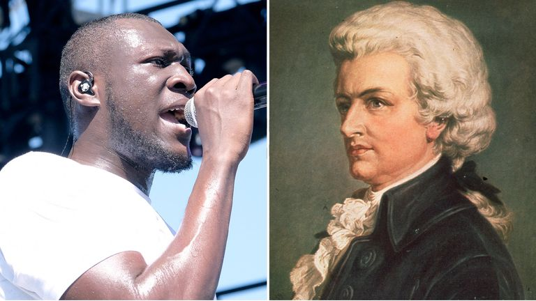 Is it time to swap Mozart for Stormzy in UK music lessons?